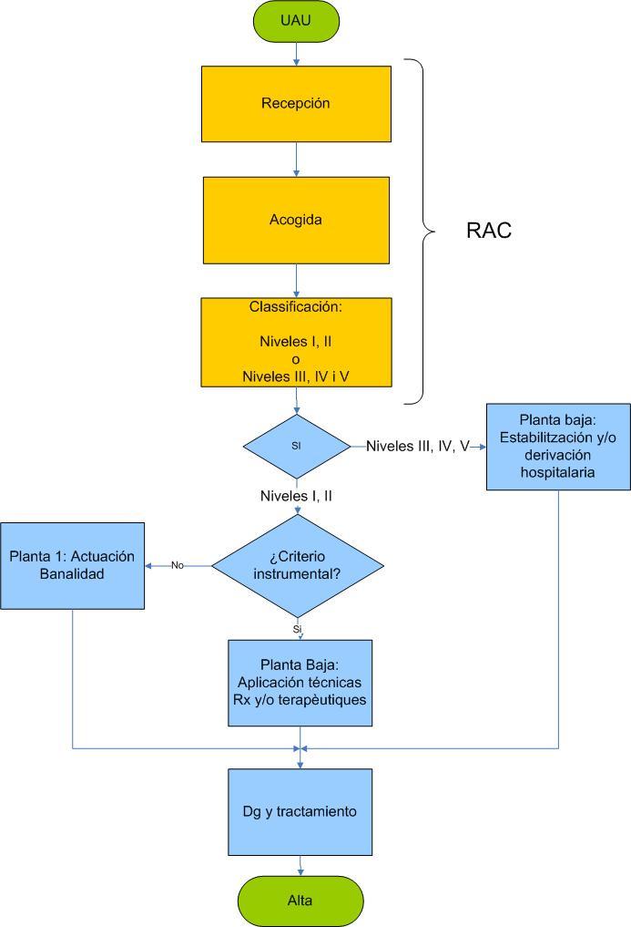 Ciber revista evaluacin de la implantacin de la recepcin acogida y clasificacin rac por enfermera en el centro de urgencias de atencin primaria cuap de la ccuart Gallery